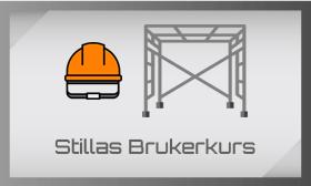 Stillas Brukerkurs